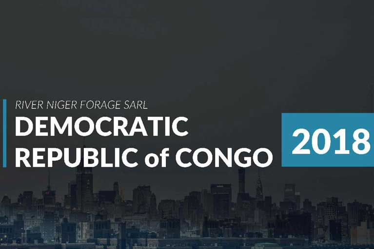 Projects in Democratic Republic of Cango