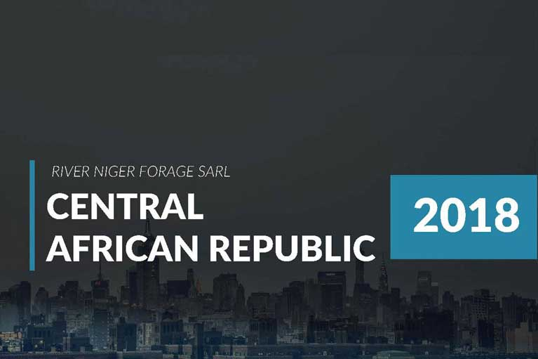 Projects in Central African Republic