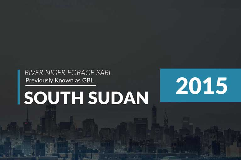 Projects in South Sudan